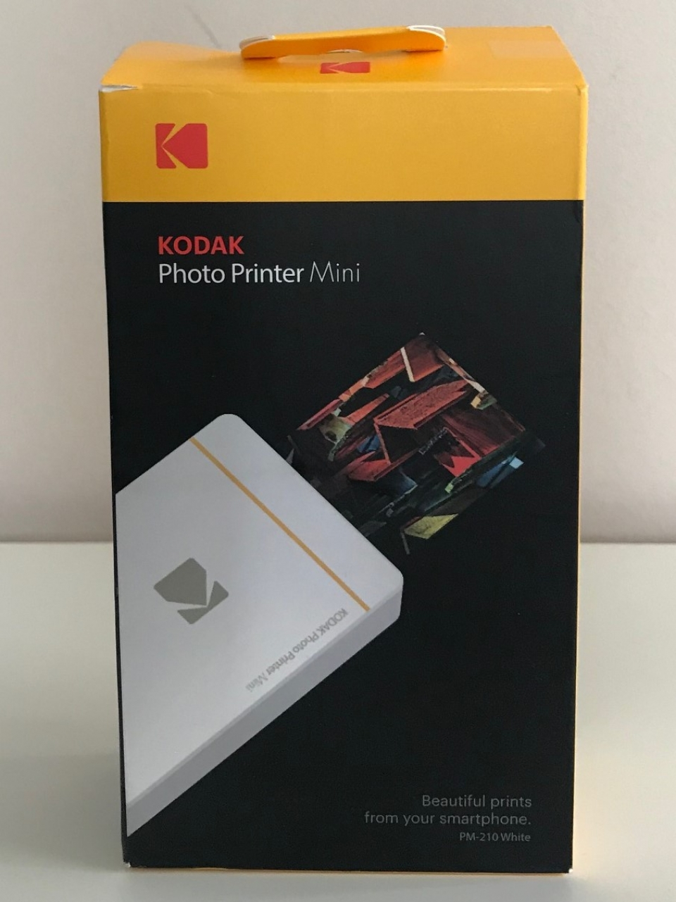 Kodak Photo Printer Mini PM 210 white
